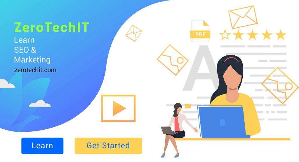Learn SEO and Digital Marketing with Zerowtech